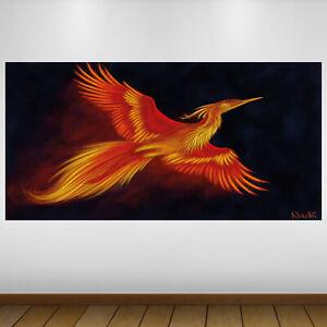 show original title Details about  /Phoenix Bird Flames Wall Tattoo Wall Sticker Wall Sticker c1079