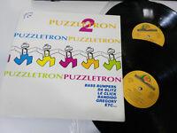 "Puzzletron MAX MIX Boy Records Spain Edition 1994 VG/VG LP 12 "" vinyl Vinyl"