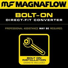 Magnaflow 546884 Bolt-On Catalytic Converter Assembly California OBDII CARB