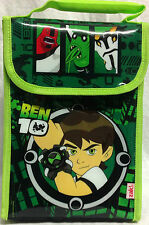 BEN 10 KIDS INSULATED LUNCH BAG - ZAK DESIGNS