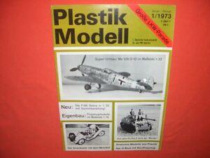 Eine Ausgabe PLASTIK MODELL zur Auswahl (zwischen 1972 und 1974)