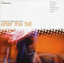 AFTER THE FALL - AS FAR AS THOUGHTS CAN REACH CD 6 TRACKS 2002