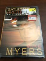 Saturday Night Live - Best of Mike Myers (DVD, 2004)