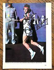 John McEnroe Signed Magazine 8 x 11 Photo Page Age 19 Tennis Star