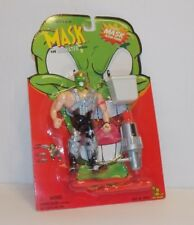 """MASK Animated Series SGT. MASK Toy Island 5.5"""" Stanley Ipkiss ACTION FIGURE MOC"""