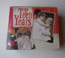 The Teen Years by Various Artists 10 CD Box Set by Time Life (150 Songs!)