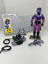 1987 Cobra Ice Viper v.1 HELMET original accessory//weapon GI//G.I Joe JTC B52