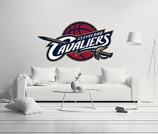 Cleveland Cavaliers NBA Basketball Wall Decal Decor For Home Car Laptop Sports