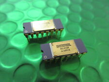 DG185BP, Vintage  Intersil High Speed Driver, Gold top and legs DIL16.  NEW!