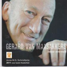 Gerard Van Maasakkers-Zomaar Onverwacht cd single