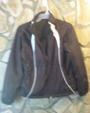 Athletic Works Boys Xl 16/18 Brown Reversible Jacket Windbreaker #Ps2
