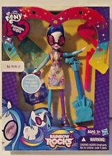 My Little Pony Equestria Girls Rainbow Rocks Dj Pon-3 New Misb
