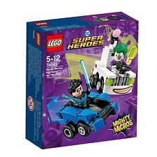 NEW LEGO DC SUPER HEROES MIGHTY MICROS NIGHTWING VS THE JOKER 76093