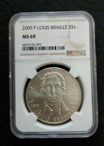 Commemorative silver dollar