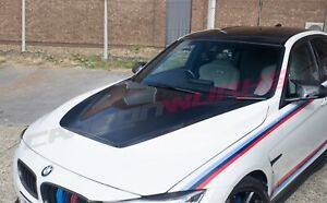 BMW M3 M4 Full Carbon Fibre GTS Bonnet. F82 F80 F83 - 100% Carbon Fibre