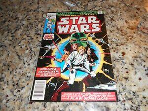STAR WARS # 1 NM+! NEWSSTAND 1977 BEAUTIFUL BOOK!
