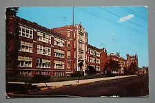 R&L Postcard: Bayonne High School New Jersey