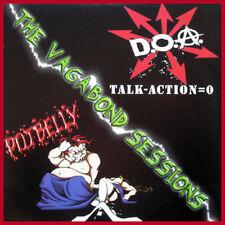 D.O.A. / Potbelly – The Vagabond Sessions (split) LP New Vinyl (2011) Punk DOA