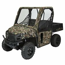 Classic Accessories 18-123-016001-00 Next Vista G1 Camo QuadGear UTV Cab Enc