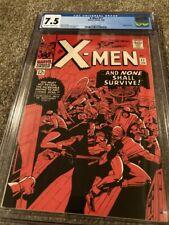 X-MEN #17 CGC 7.5 MAGNETO CAMEO