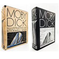 Moby Dick - FIRST EDITION - Original DJ - Herman MELVILLE / Rockwell KENT - 1930