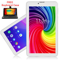 Unlocked 7-inch Tablet 4G Smart Phone Phablet Android 9.0 WiFi Google Play Store