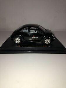 Bburago Volkswagen Beetle (New Beetle) 1/24 Scale