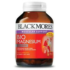 Blackmores Bio Magnesium 200 Tablets Large Size