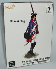 HaT 1/32 9400 7 Years War Prussian Infantry Command