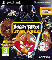 Angry Birds Star Wars ~ PS3 (in Great Condition)