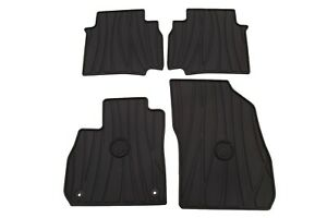 2017-2019 Buick LaCrosse First and Second-Row Premium All-Weather Floor Mats GM
