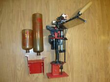 """Vintage Table Mount Multistage MEC 650 """"85"""" Reloader w/ E-Z Pac Used Clean Exc."""