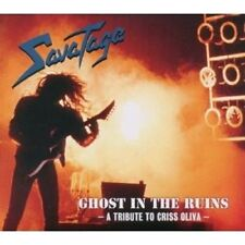 """SAVATAGE """"GHOST IN THE RUINS (2011 EDITION)""""  CD NEW+"""