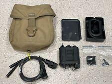 Invisio X50 TEA Dual Comm In-Ear Headset PTT Comms Kit