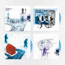 Radiohead - OK Computer OKNOTOK 3xLP Blue Vinyl (New)