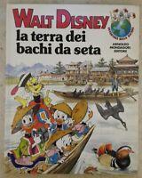 WALT DISNEY - AVVENTURA NELLA NATURA - LA TERRA DEI BACHI DA SETA - N° 30 - 1988