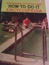 B0015ODQW4 Mechanix Illustrated How to Do it Encyclopedia Volume 14 SA-Sw