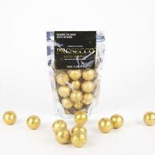 10 X PROSECCO SCENTED GOLD GLITER BATH BOMBS SECRET SANTA NOVELTY GIFT