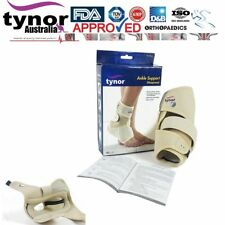 Tynor Neoprene Ankle Wrap Support Sprains Compression Injury Rollovers Post-ops
