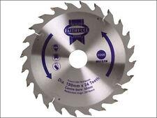 Faithfull - Circular Saw Blade 190 x 16/20/30mm x 24T Fast Rip - FAIZ1902430