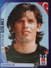 Panini 81 Ibrahim Üzülmez Besiktas JK UEFA CL 2007/08