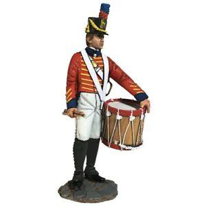 William Britain Jack Tars U.S. Marine Drummer 1811-18, Item 13032