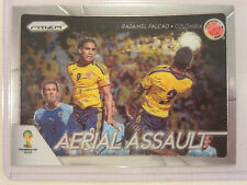 2014 Panini Prizm FIFA  World Cup Soccer Aerial Assault  Radamel Falcao Card 5