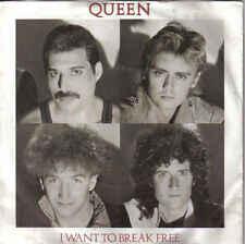 Queen-I Want To Break Free vinyl single