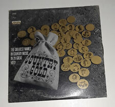 Country Gold 2 Vinyl Records Lp's