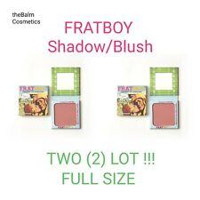 The Balm Frat Boy Shadow/Blush Full Size - Two (2) Lot - Brand New