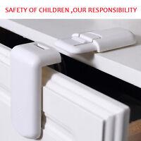 Drawer Cupboard Door Drawer Fridge Box Children Kids Safety Safe Lock