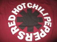 2012 RED HOT CHILI PEPPERS (LG) T-Shirt