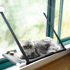 Cat Kitty Bed Window Mounted Hammock Pet Sunshine Bed Conservatory Perch Cushion