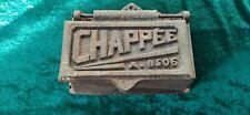 ANTIQUE CHAPPEE 8506 IRON CAST FURNACE STOVE DOOR